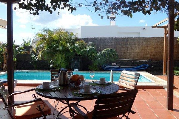 Villa Vistafuerte - фото 13