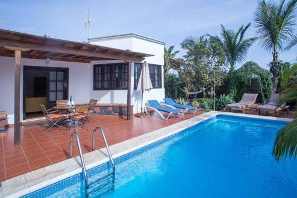 Villa Vistafuerte - фото 21