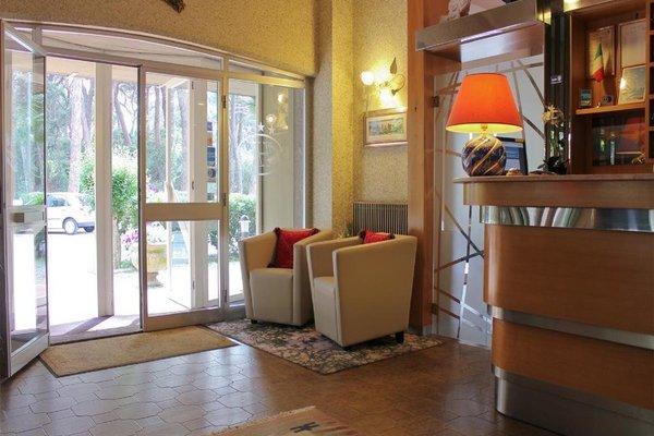 Hotel Parco Dei Pini - фото 11