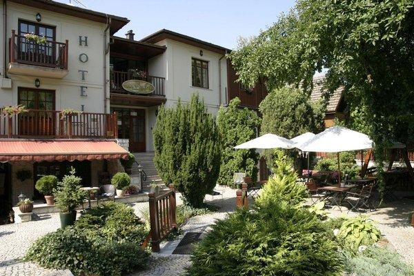 Hotel Dwa Ksiezyce - фото 19