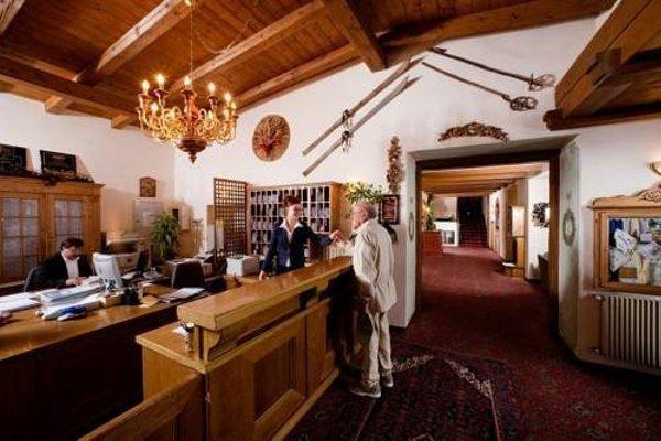 Parc Hotel Posta Dolomites - фото 12