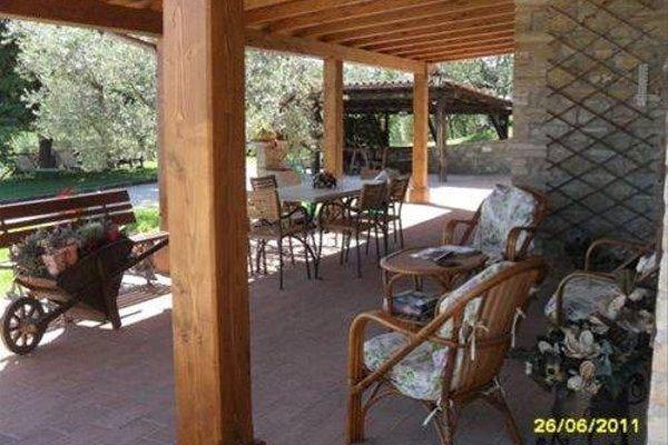 Agriturismo La Rocca Assisi - фото 13