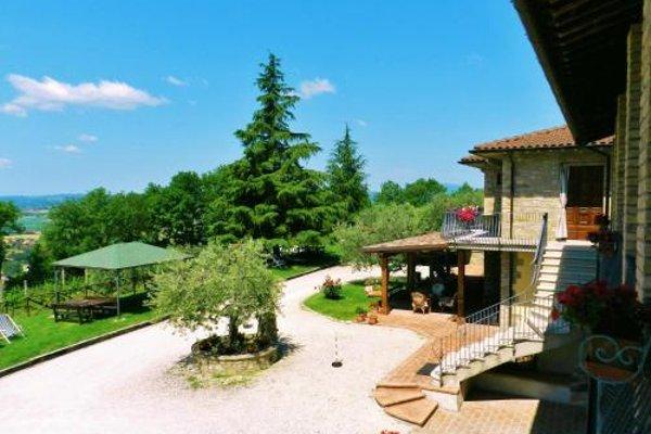 Agriturismo La Rocca Assisi - фото 14