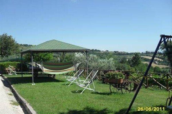 Agriturismo La Rocca Assisi - фото 15