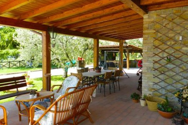Agriturismo La Rocca Assisi - фото 16
