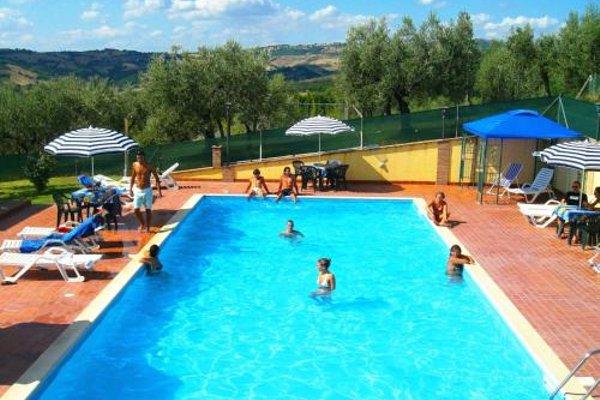 Agriturismo La Rocca Assisi - фото 20