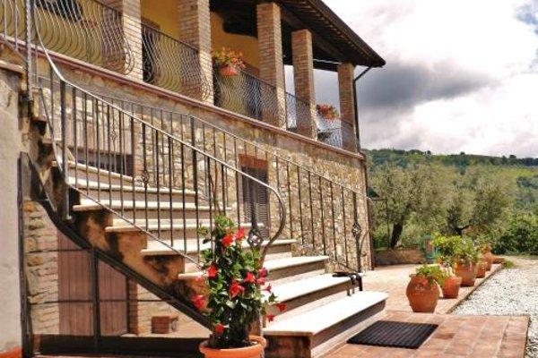 Agriturismo La Rocca Assisi - фото 21