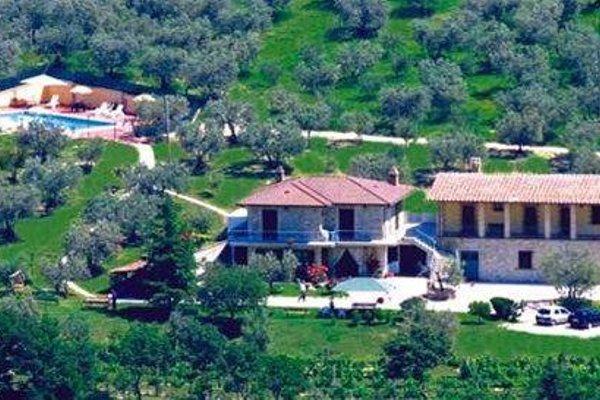 Agriturismo La Rocca Assisi - фото 23
