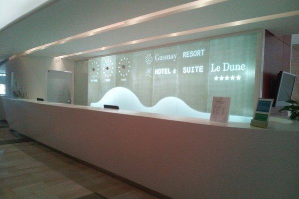 Gusmay Beach Resort - Hotel Suite Le Dune - фото 14
