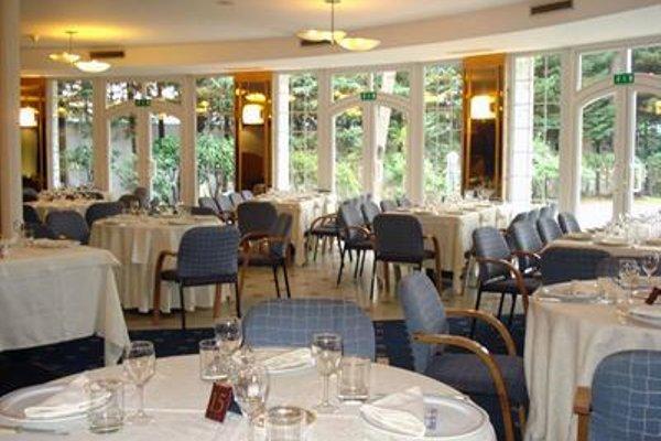Vittoria Parc Hotel - фото 10