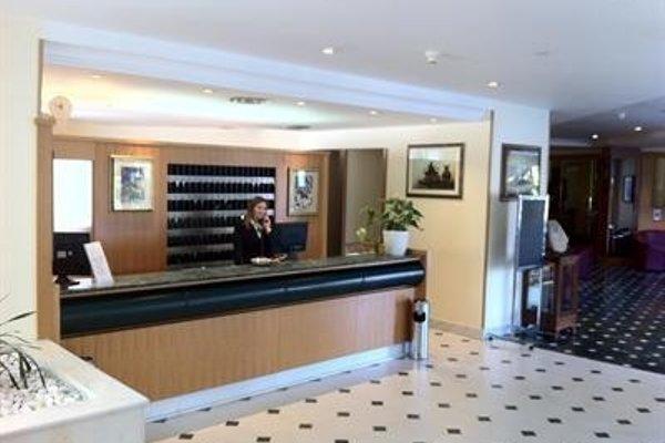 Vittoria Parc Hotel - фото 12