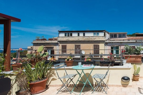 Dreaming Palermo Panoramic Apartments - фото 9