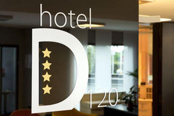 Hotel D120 - фото 21