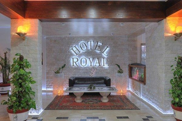 Hotel Royal - фото 18