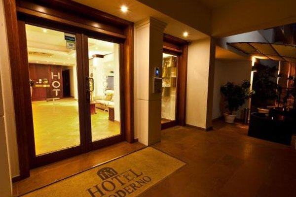 Hotel Moderno - 16