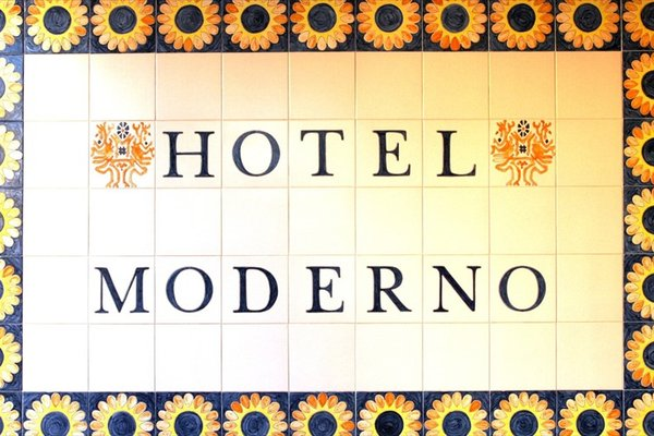 Hotel Moderno - 4