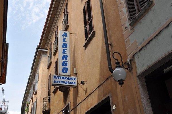 Hotel Parmigiano - фото 20