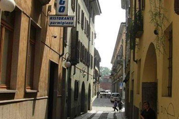Hotel Parmigiano - фото 21