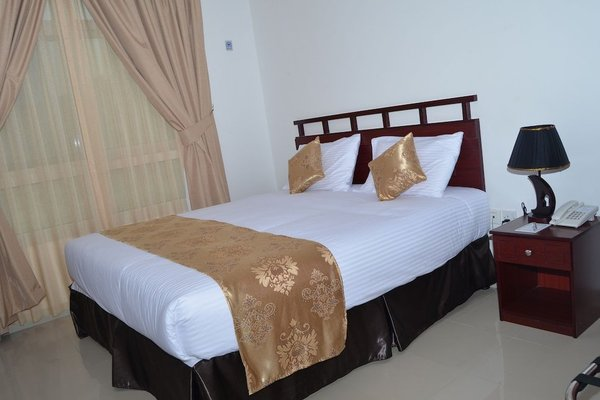 Al Khaleej Plaza Hotel Apartments - фото 11