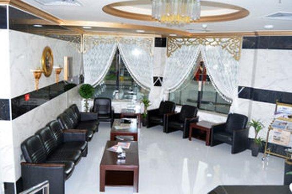 Al Khaleej Plaza Hotel Apartments - фото 13