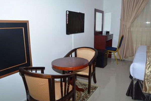 Al Khaleej Plaza Hotel Apartments - фото 14