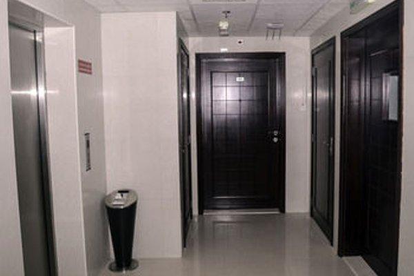 Al Khaleej Plaza Hotel Apartments - фото 9
