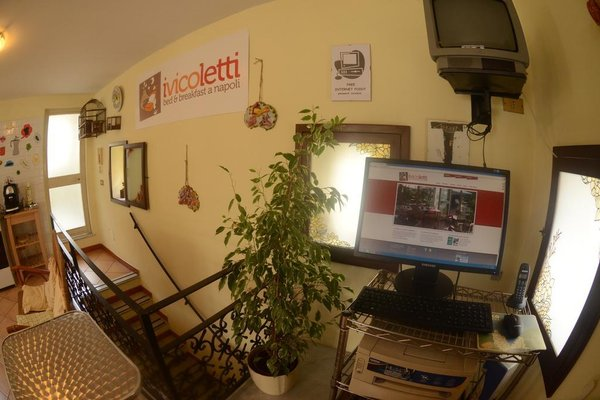 Bed and Breakfast I Vicoletti Di Napoli - фото 6