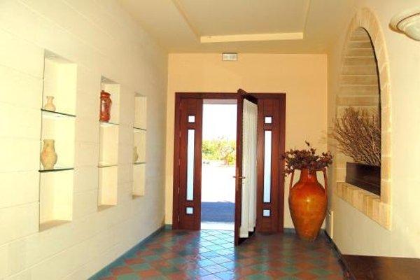 Hotel dei Messapi - фото 14