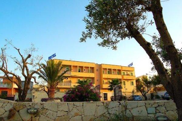 Hotel dei Messapi - фото 20