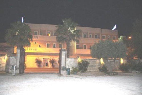 Hotel dei Messapi - фото 22