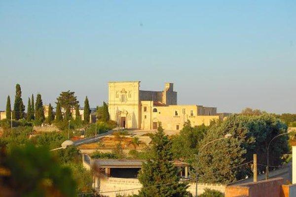 Hotel dei Messapi - фото 23