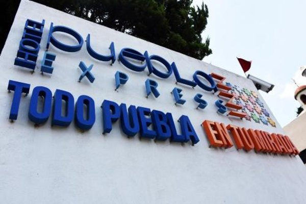 Puebla Inn Express - фото 9