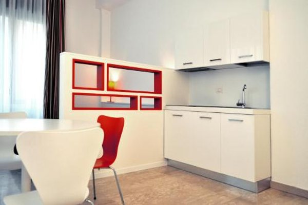 BB Hotels Aparthotel Bocconi - фото 11