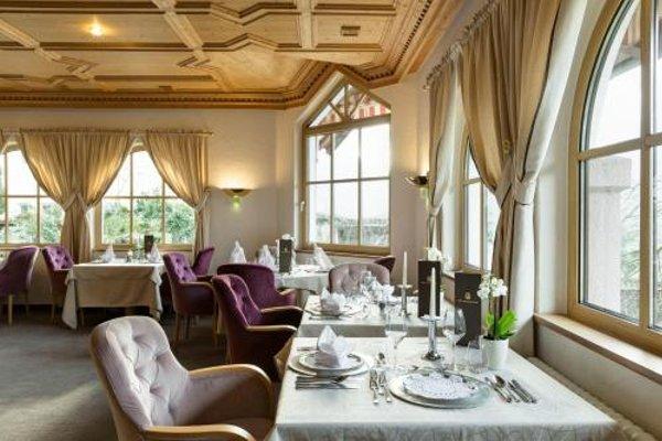 Hotel Burggraflerhof - фото 13