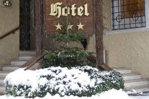 Hotel Sonnenhof - фото 22