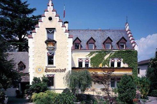Hotel Sonnenhof - фото 23