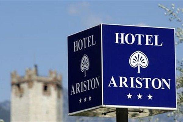 Hotel Ariston - фото 21