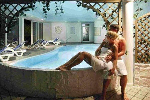 Hotel Villa Monica - фото 14