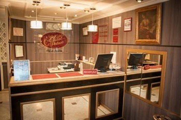 Отель Cristal Palace - фото 14