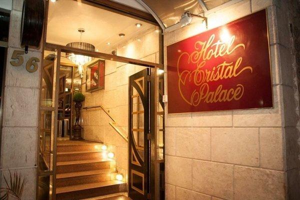 Отель Cristal Palace - фото 17