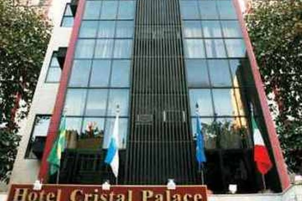 Отель Cristal Palace - фото 22