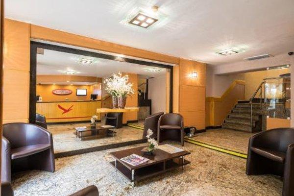 Hotel Vermont Ipanema - фото 14