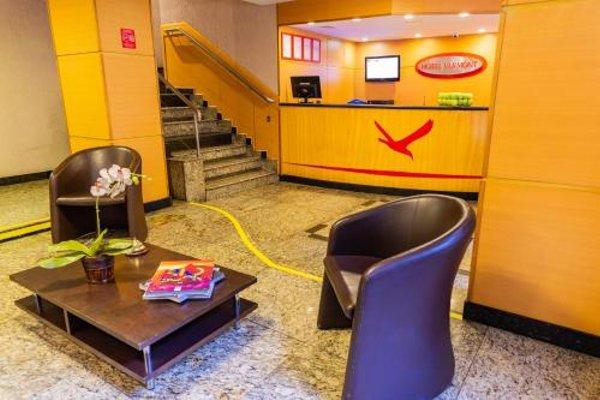 Hotel Vermont Ipanema - фото 16