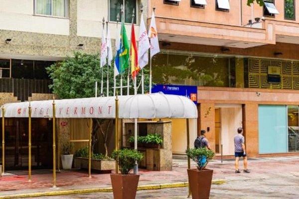 Hotel Vermont Ipanema - фото 20