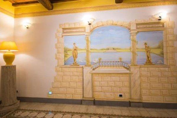 Antica Residenza Del Gallo - фото 21