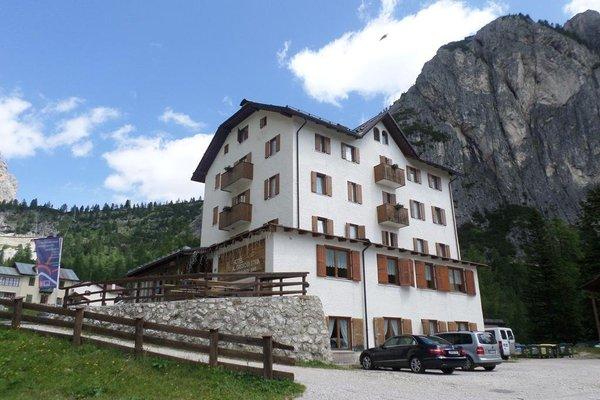 Hotel Al Sasso Di Stria - фото 20