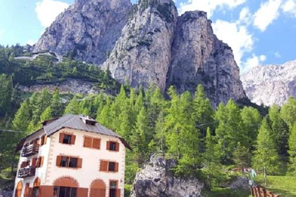 Hotel Al Sasso Di Stria - фото 22