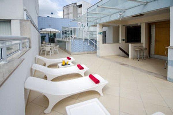 Arcos Rio Palace Hotel - фото 16