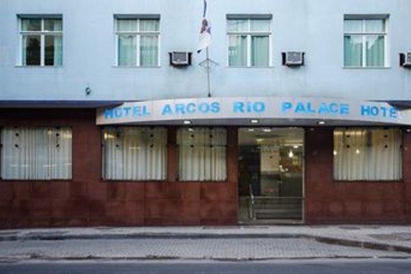 Arcos Rio Palace Hotel - фото 21