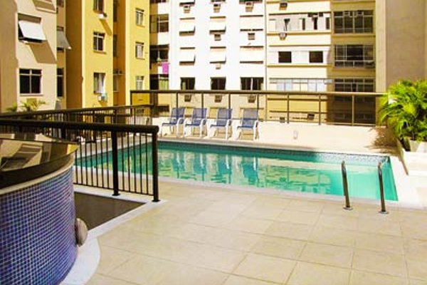 Hotel Astoria Copacabana - фото 19